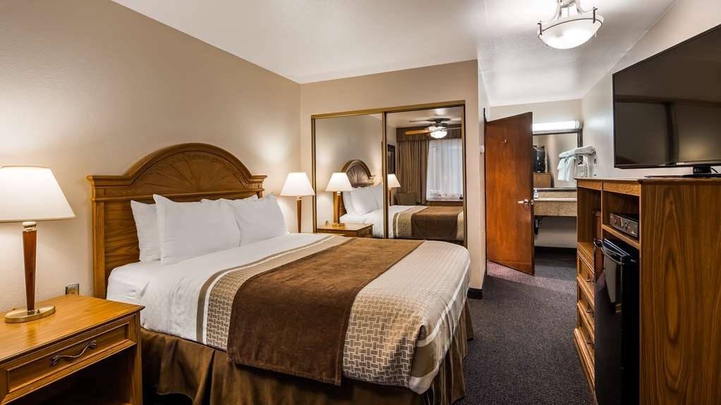 Best Western Kodiak Inn and Convention Center - King Guest Room