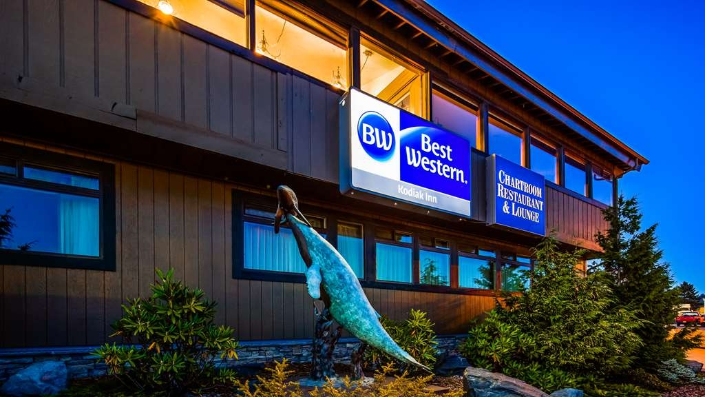 Best Western Kodiak Inn and Convention Center - Exterior night