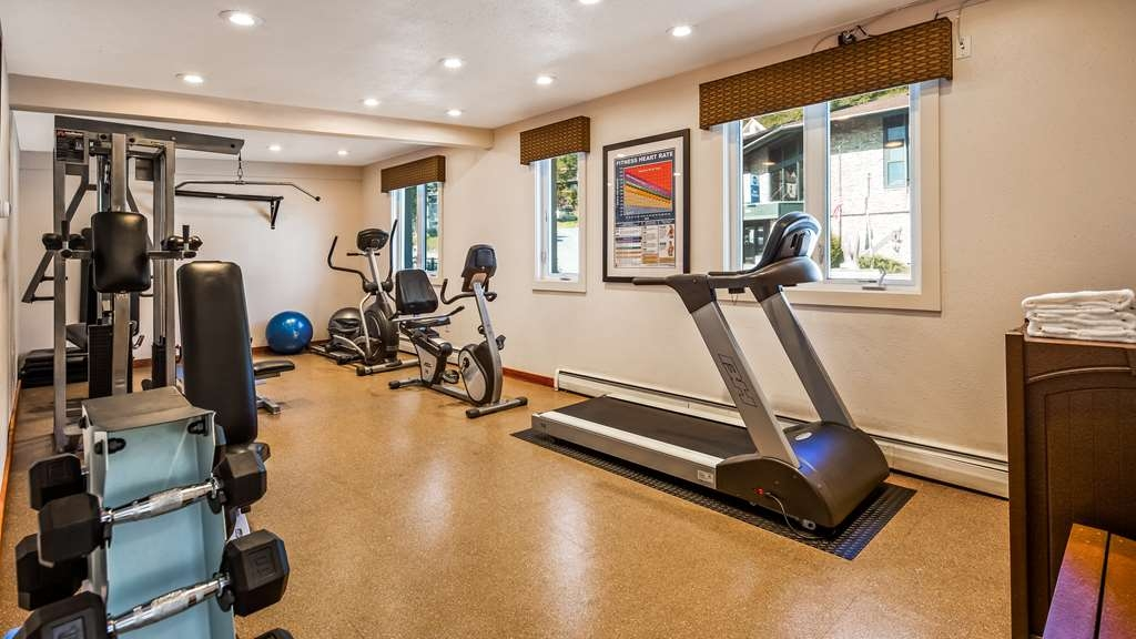 Best Western Kodiak Inn and Convention Center - Fitness Center