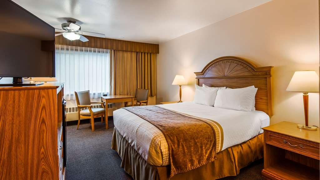 Best Western Kodiak Inn and Convention Center - Queen Guest room