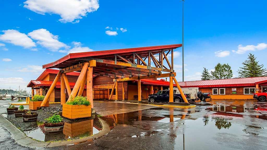 Best Western Valdez Harbor Inn - Area esterna