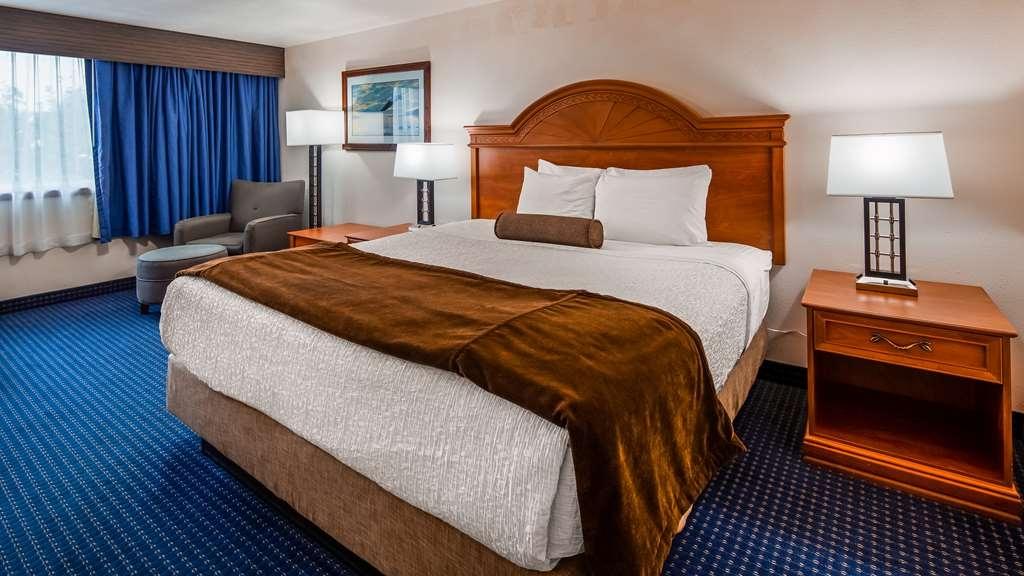 Best Western Valdez Harbor Inn - King Guest room