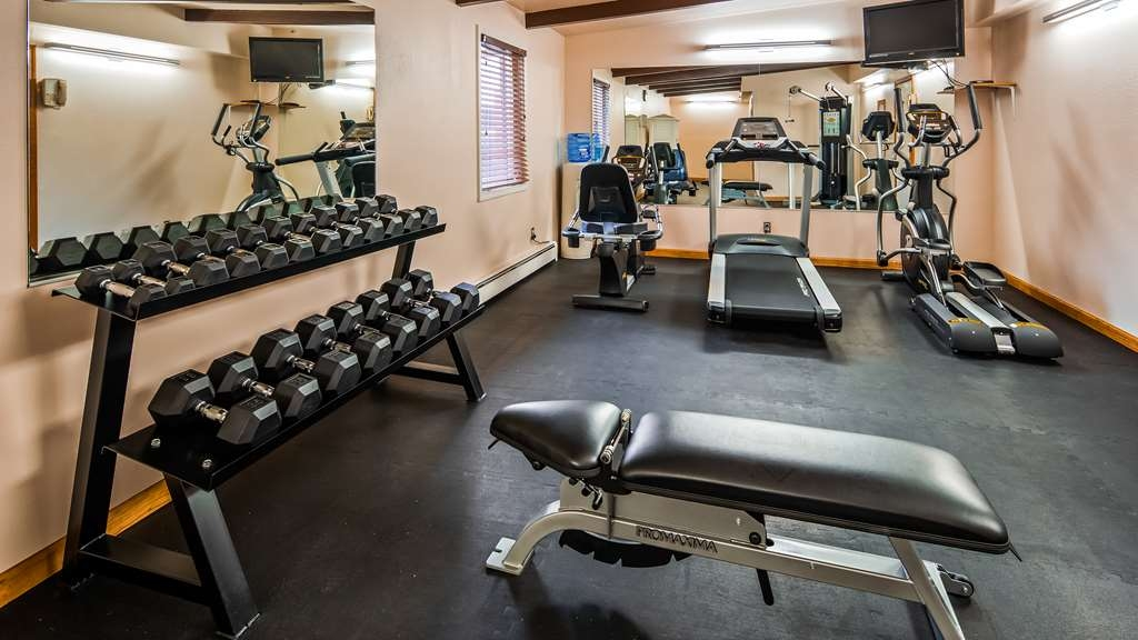 Best Western Valdez Harbor Inn - Fitnessstudio