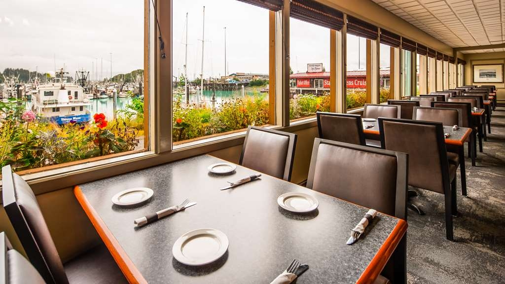 Best Western Valdez Harbor Inn - Restaurant