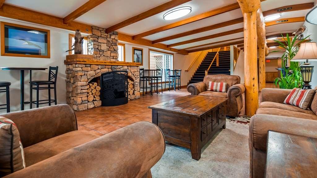 Best Western Valdez Harbor Inn - Lobbyansicht