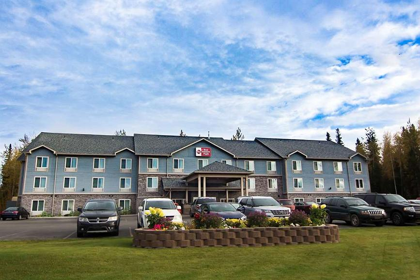 Best Western Plus Chena River Lodge - Come visit our recently renovated Hotel