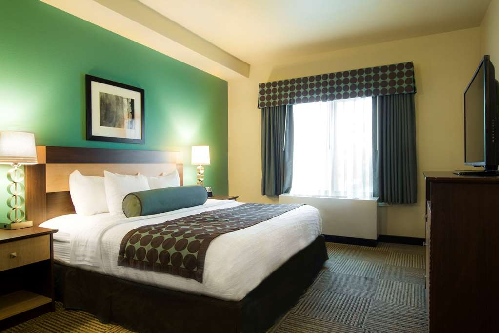 Best Western Plus Chena River Lodge - Our Spacious King room