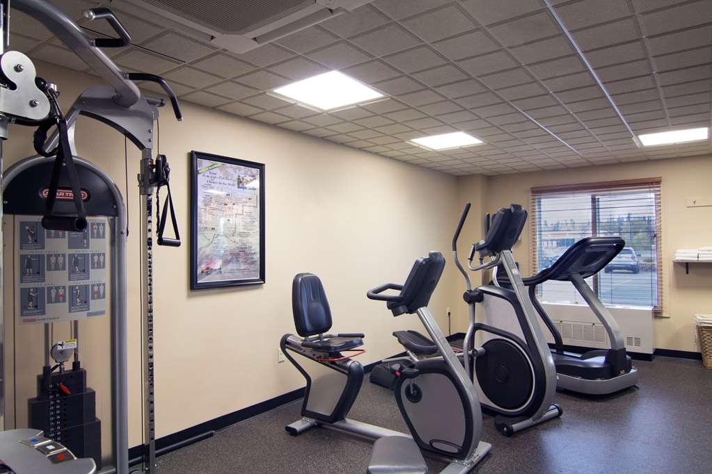 Best Western Plus Chena River Lodge - Health club