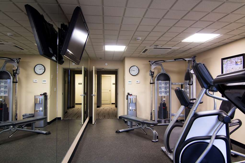 Best Western Plus Chena River Lodge - Across the hall from the Business Center and right next to our Guest Laundry is our Fitness Room