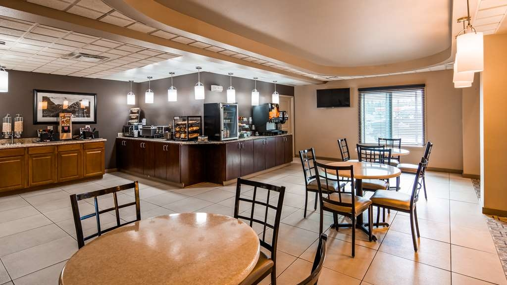 Best Western Plus Chena River Lodge - Restaurante/Comedor