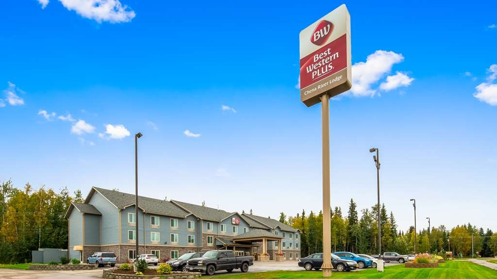 Best Western Plus Chena River Lodge - Vista Exterior