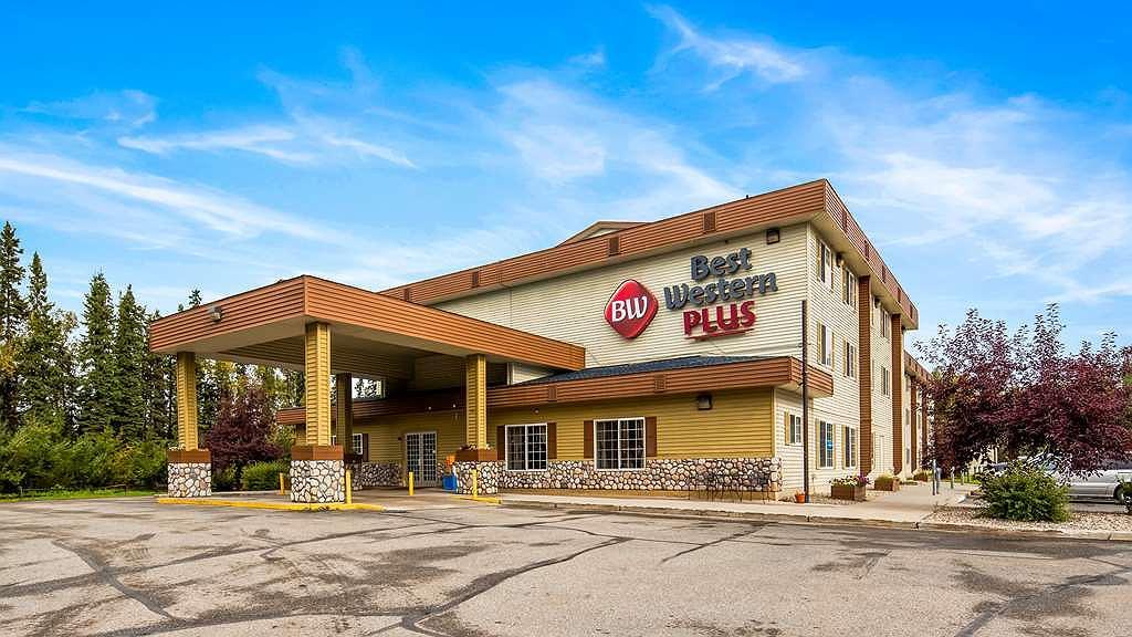 Best Western Plus Pioneer Park Inn - Vista exterior