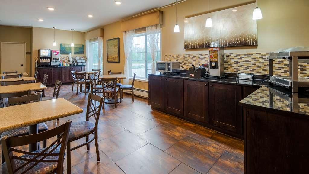 Best Western Plus Pioneer Park Inn - Restaurante/Comedor
