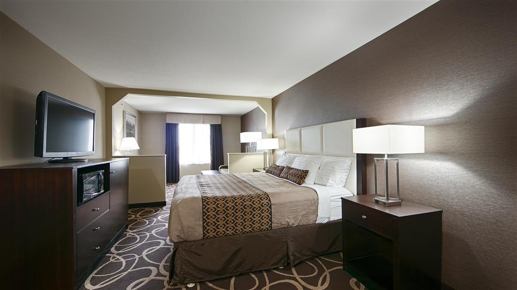 Best Western Plus Pioneer Park Inn - Habitaciones/Alojamientos