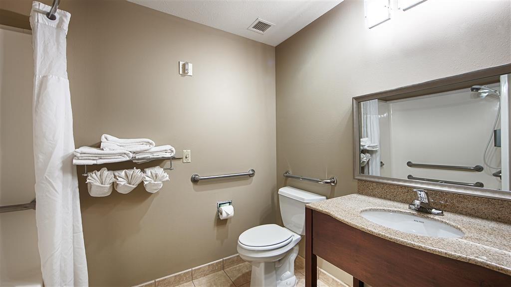 Best Western Plus Pioneer Park Inn - Salle de bain