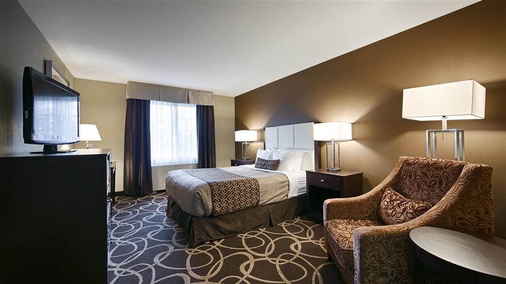 Best Western Plus Pioneer Park Inn - Chambres / Logements