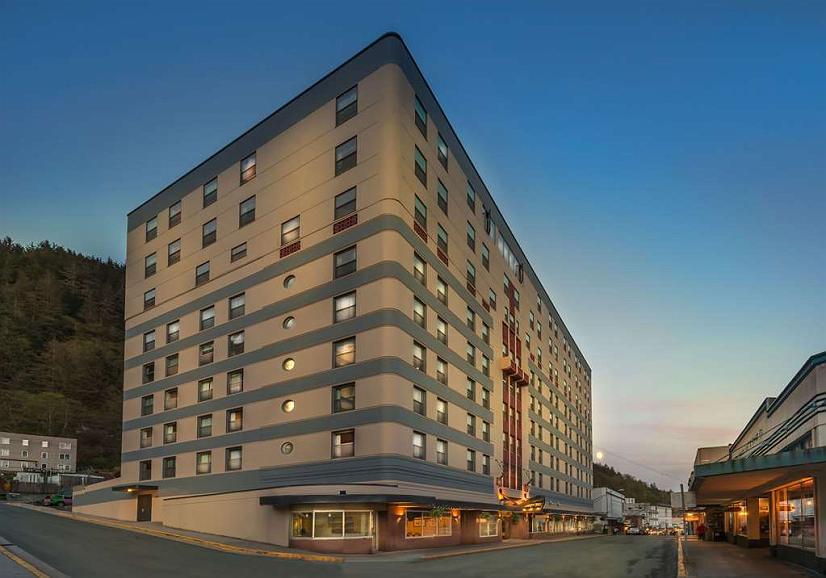 Baranof Downtown, BW Signature Collection - Facciata dell'albergo