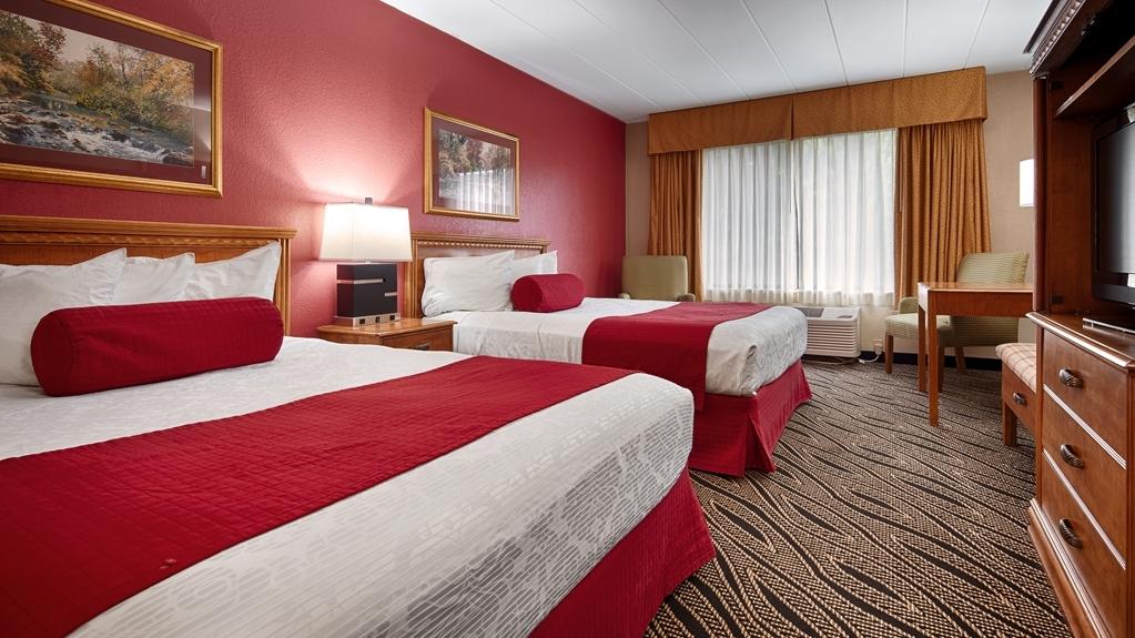 Best Western Braddock Inn - Two Queen Standard or Suite