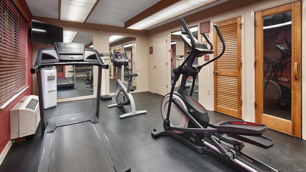 Best Western Braddock Inn - exercise chambre