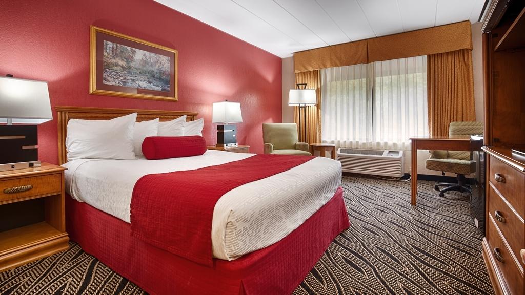 Best Western Braddock Inn - Chambres / Logements