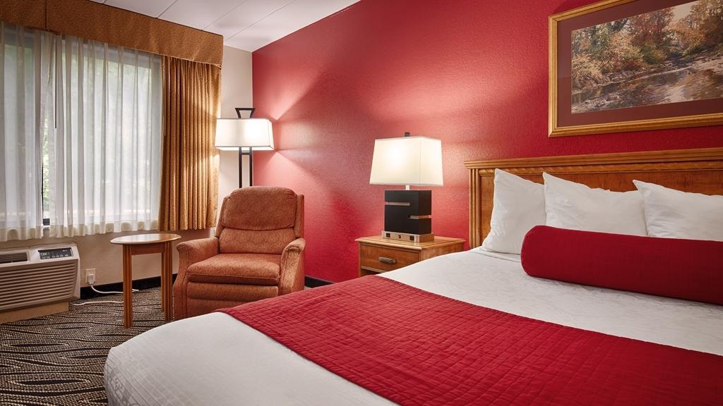 Best Western Braddock Inn - Camere / sistemazione