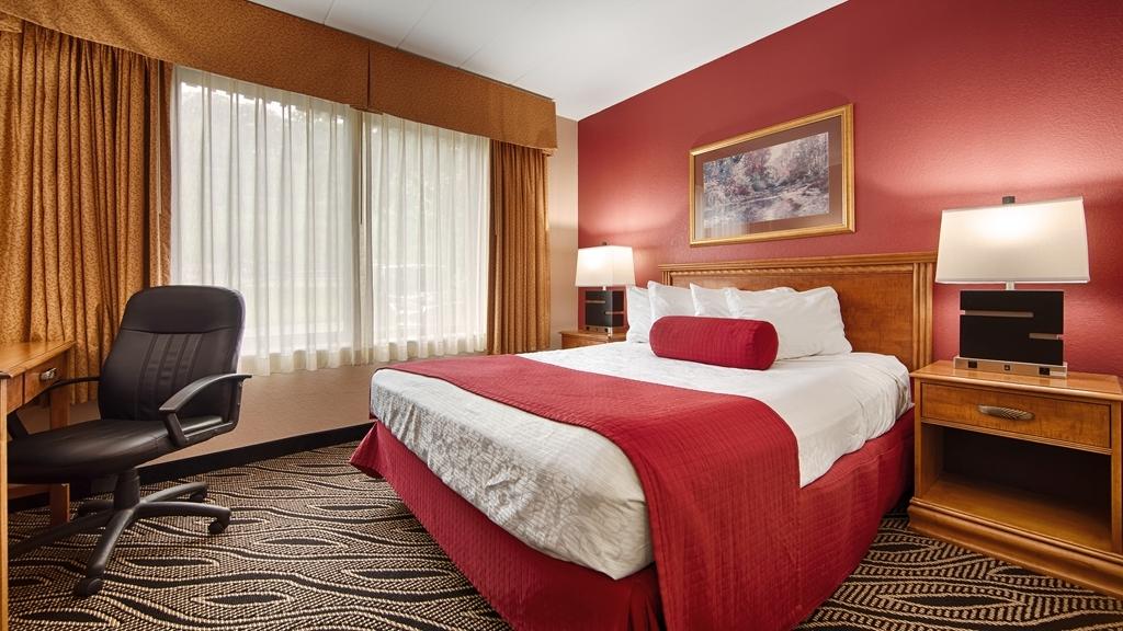 Best Western Braddock Inn - Guest Room