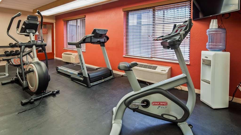 Best Western Braddock Inn - Fitnessstudio