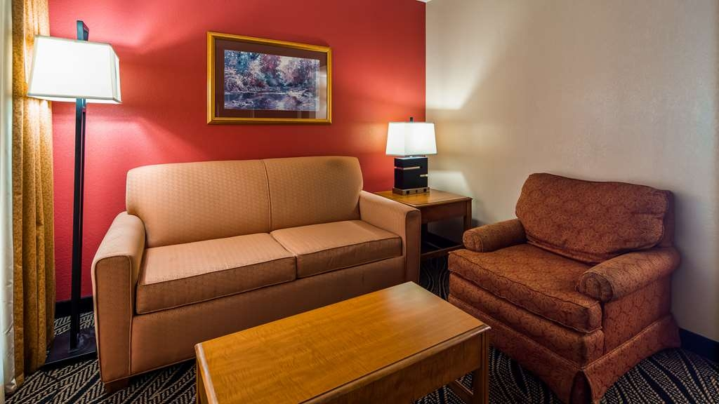 Best Western Braddock Inn - Gästezimmer/ Unterkünfte