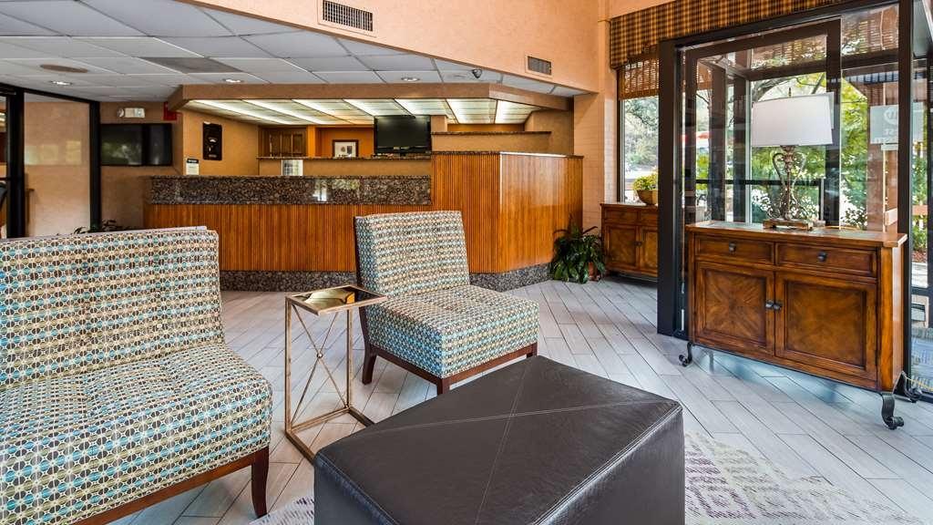 Best Western Braddock Inn - Vue du lobby