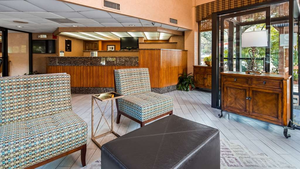 Best Western Braddock Inn - Lobbyansicht