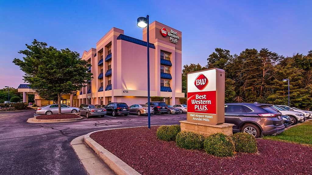 Best Western Plus BWI Airport Hotel - Arundel Mills - Vista Exterior