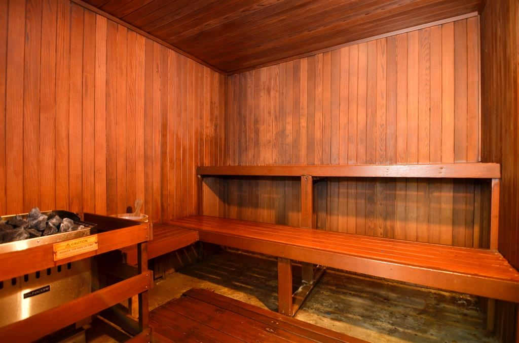 Best Western Plus BWI Airport Hotel - Arundel Mills - Relieve some stress in our spacious newly renovated sauna.