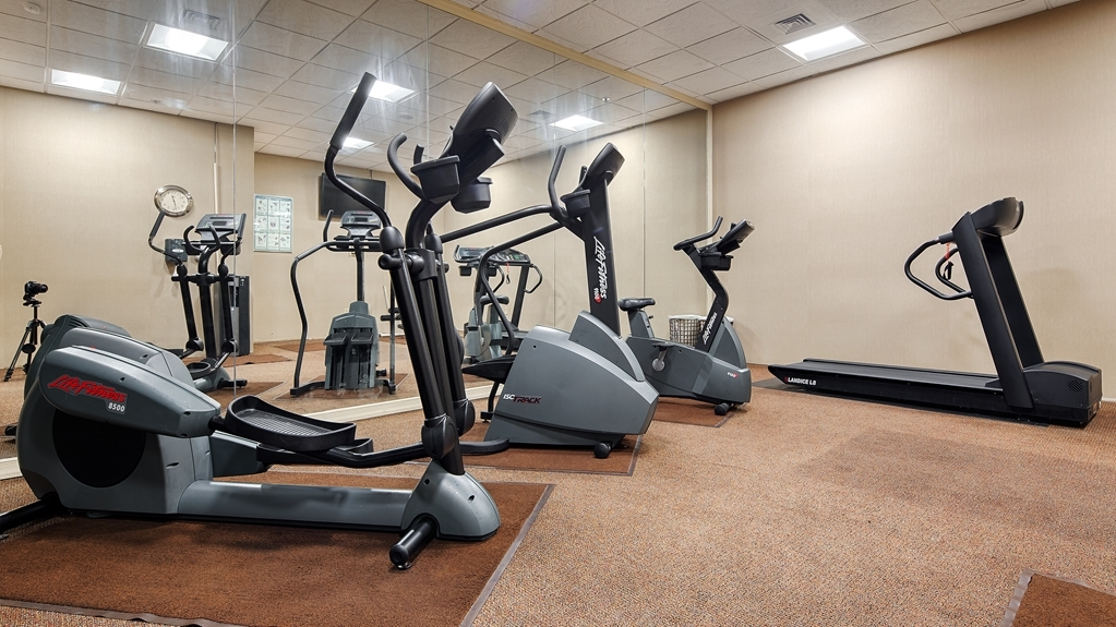 Best Western Plus BWI Airport Hotel - Arundel Mills - Fitness Center