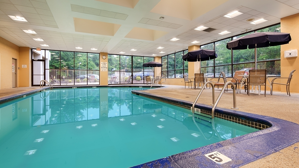 Best Western Plus BWI Airport Hotel - Arundel Mills - Indoor Swimming Pool