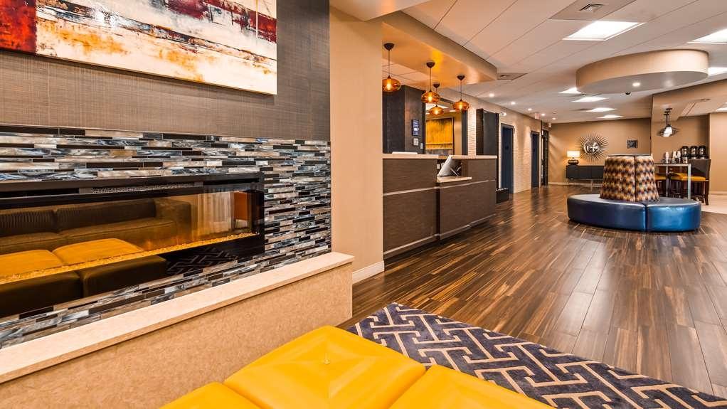 Best Western Plus BWI Airport Hotel - Arundel Mills - Vista del vestíbulo