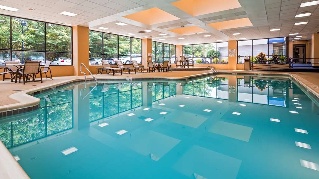Best Western Plus BWI Airport Hotel - Arundel Mills - Indoor Pool