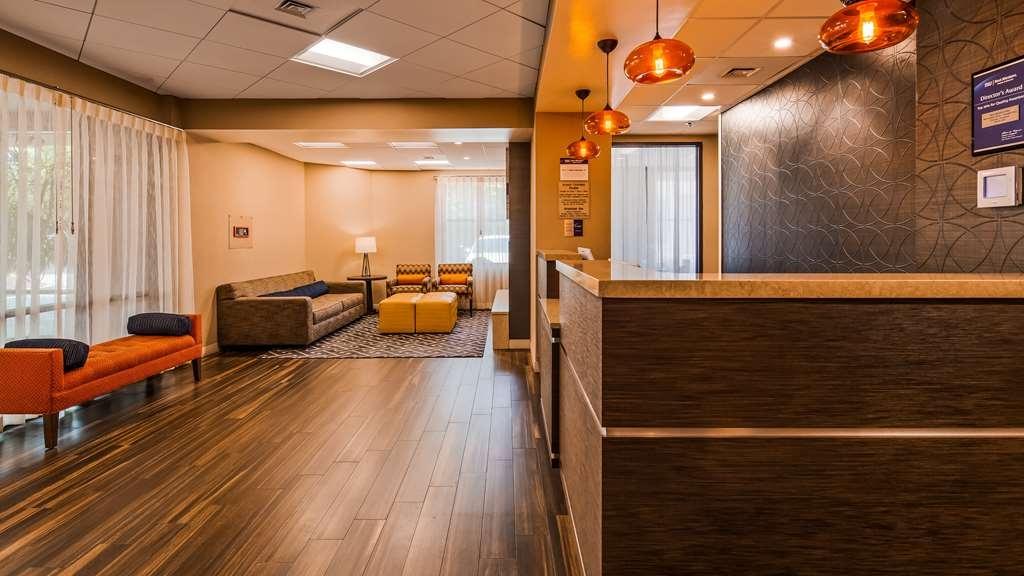 Best Western Plus BWI Airport Hotel - Arundel Mills - Vue du lobby