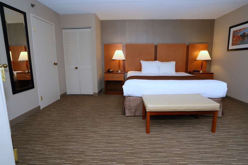Best Western La Plata Inn - King Suite Guest Room