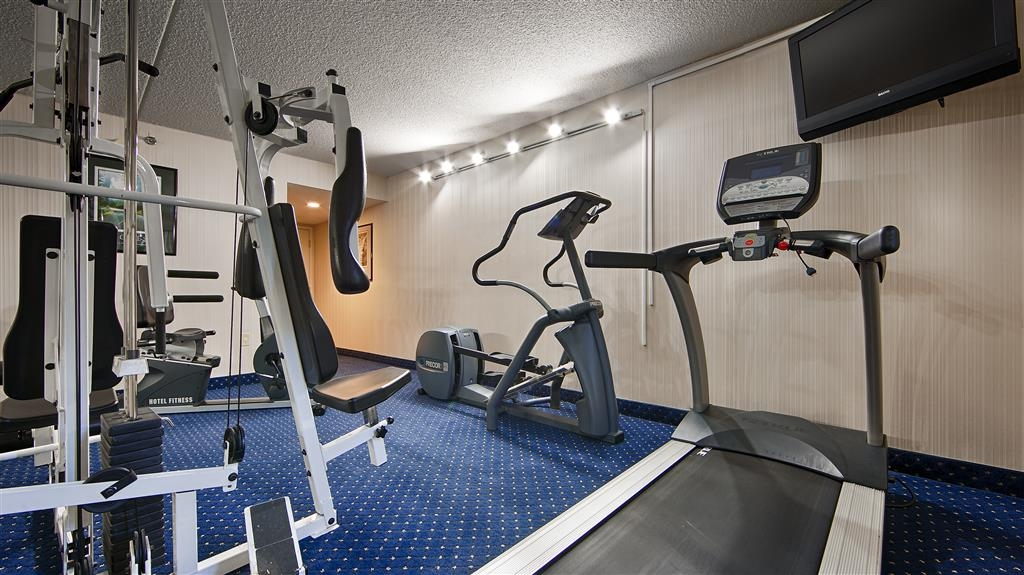 Best Western La Plata Inn - Stay healthy while visiting La Plata in our fully equipped fitness center.