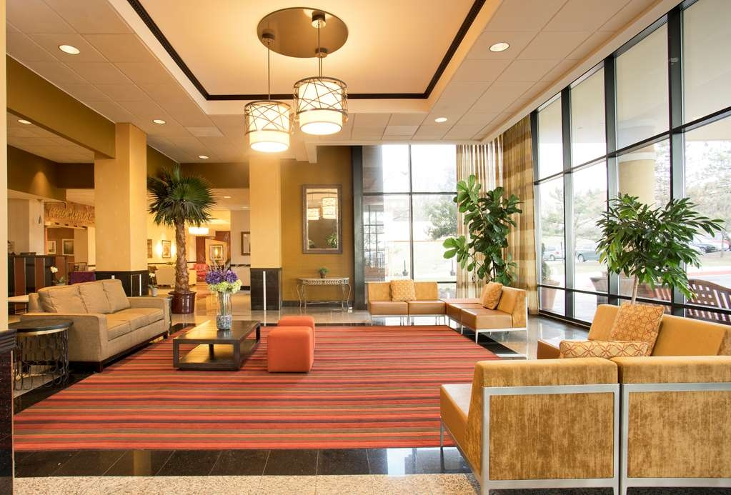 Best Western Plus Hotel & Conference Center - Vue du lobby