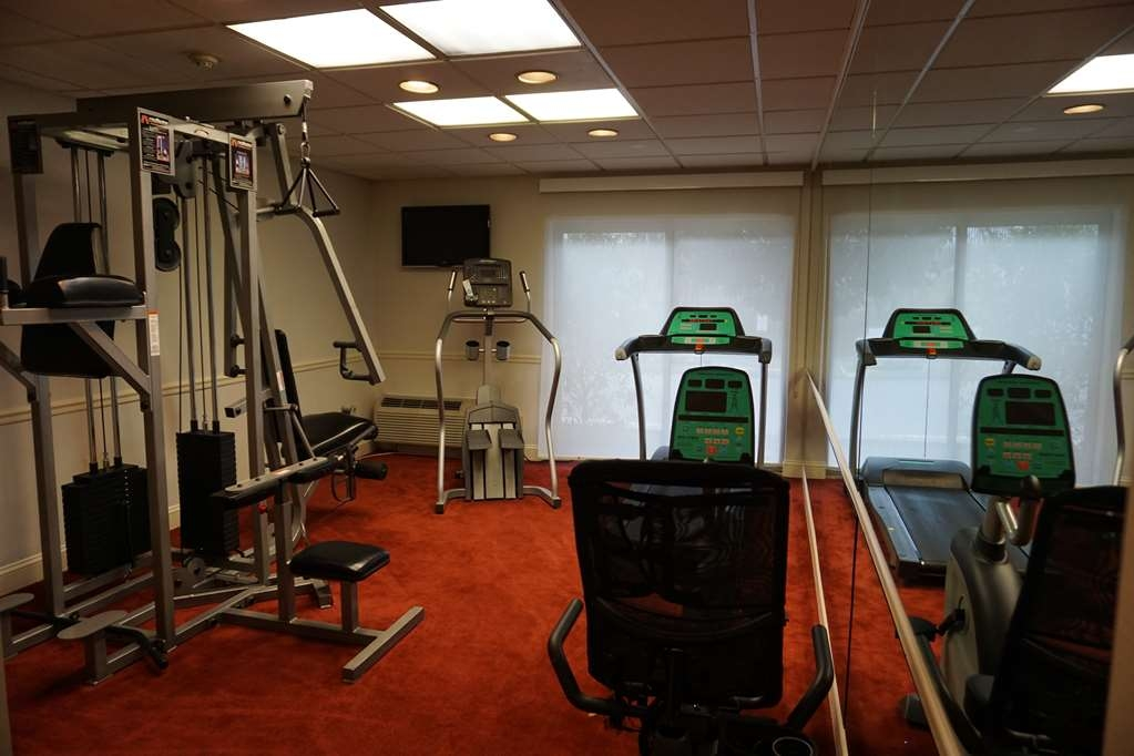 Best Western Capital Beltway - Sala fitness