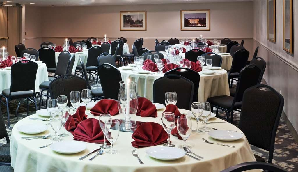 Best Western Plus Rockville Hotel & Suites - salón de baile