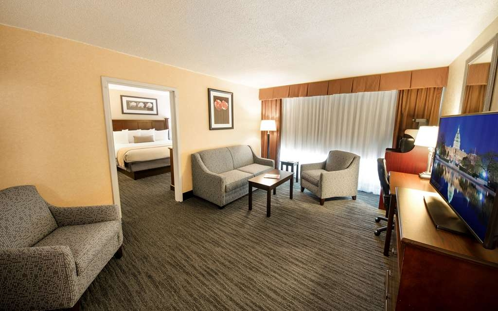 Best Western Plus Rockville Hotel & Suites - Habitaciones/Alojamientos