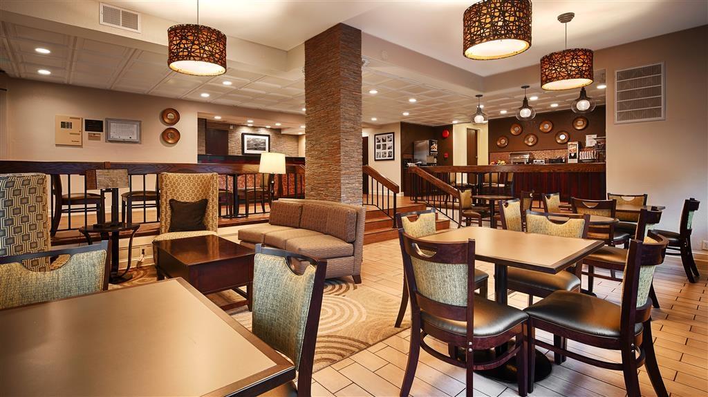 Best Western Salisbury Plaza - Desayuno Buffet