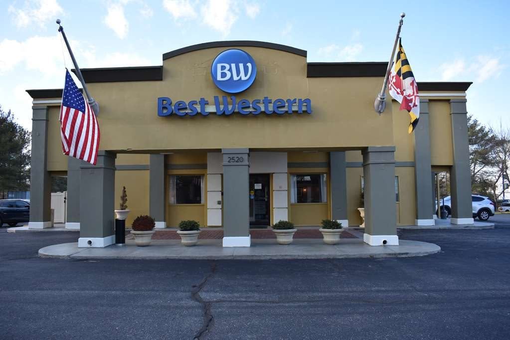 Best Western Annapolis - Front Hotel