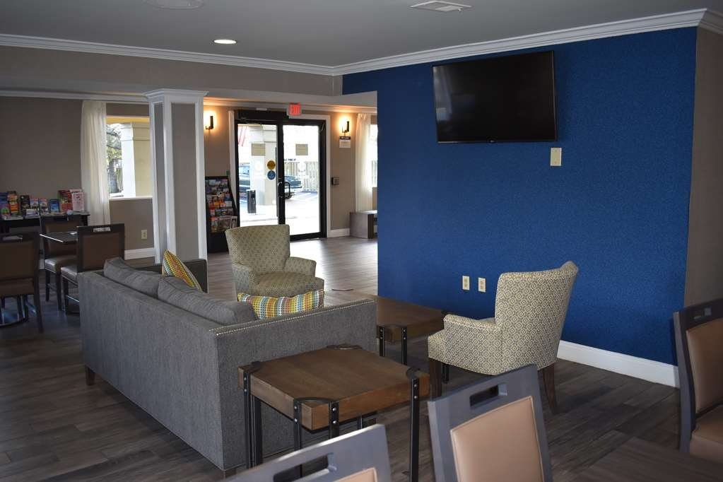 Best Western Annapolis - Lobby