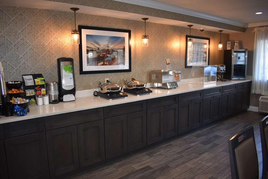Best Western Annapolis - Breakfast Counter