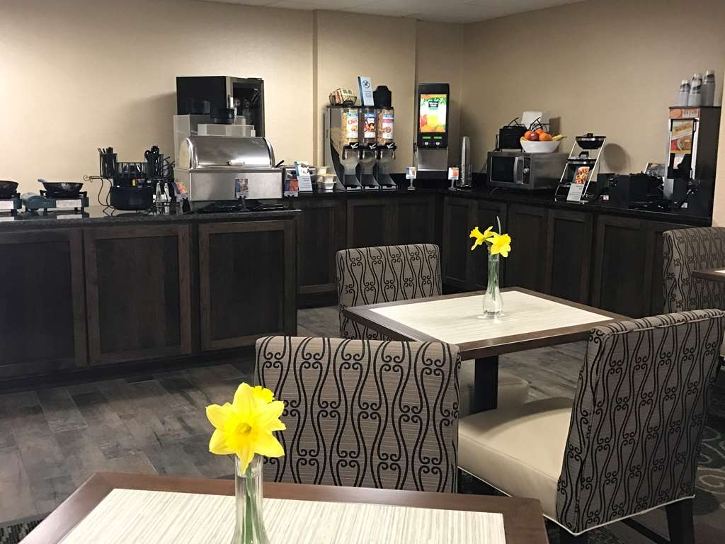 Best Western Westminster Hotel - Breakfast Area