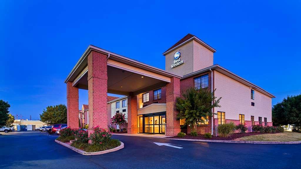Best Western Denton Inn - Vista exterior