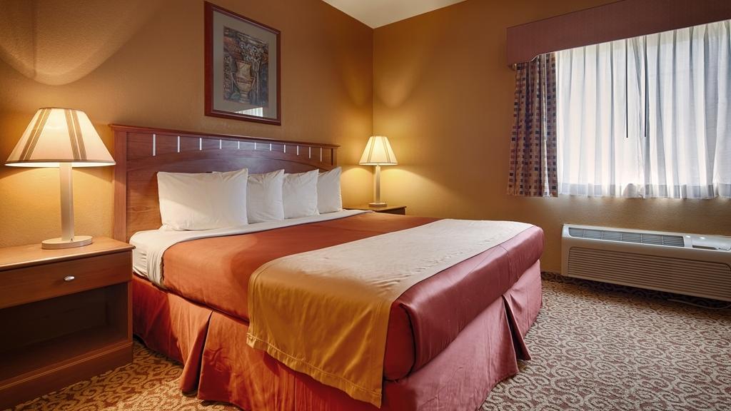 Best Western Denton Inn - Guest Room